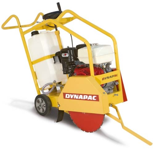 Dynapac Concrete Saw Repair Parts